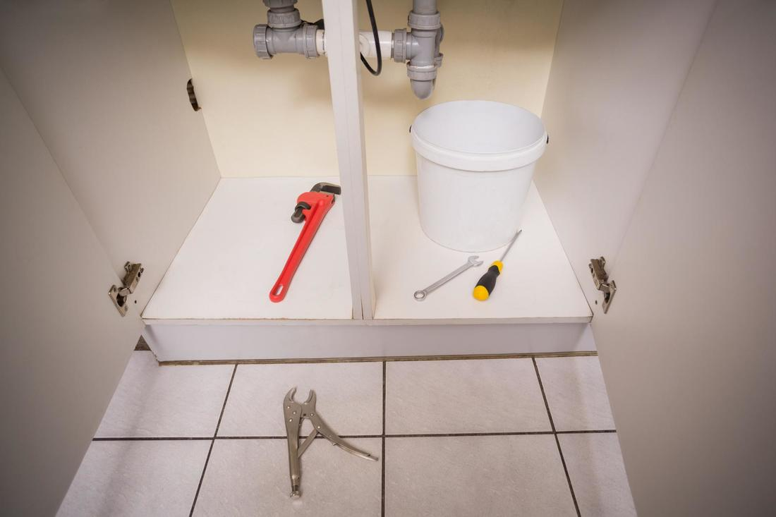 This is a picture of a plumbing services.